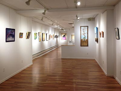 ARTBAR Gallery in Ulster County